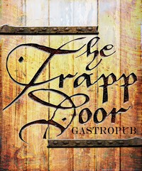 Front of The Trapp Door GastropubLogo
