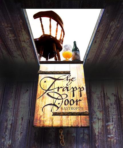 The Official Trapp Door Logo & The Trapp Door Gastropub Emmaus PA | Draft u0026 Cask List pezcame.com